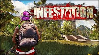 ITS BACK?!? - Infestation The New Z GAMEPLAY [P1]