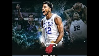 Justise Winslow: 10th Pick of 2015 NBA Draft