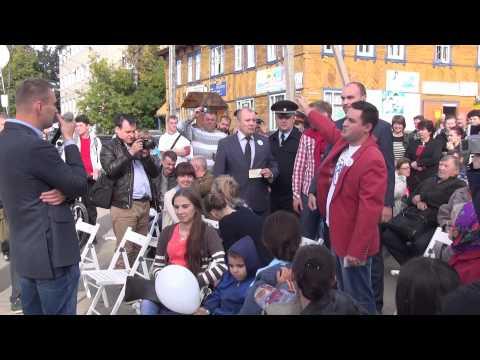 Дебаты Александр Зорин Алексей Навальный Шарья Партия свободных граждан