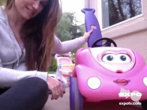 Step 2 push around buggy anniversary edition pink review youtube