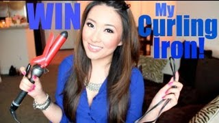 One of hollyannaeree's most viewed videos: [CLOSED] WIN My Curling Iron x 3 - Babyliss Pro Tourmaline Curling Iron