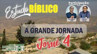 Estudo Bíblico 10/06/2020