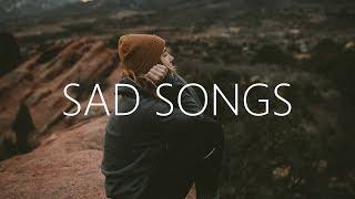 lllenium & Said The Sky - Sad Songs (Lyrics) ft. Annika Wells