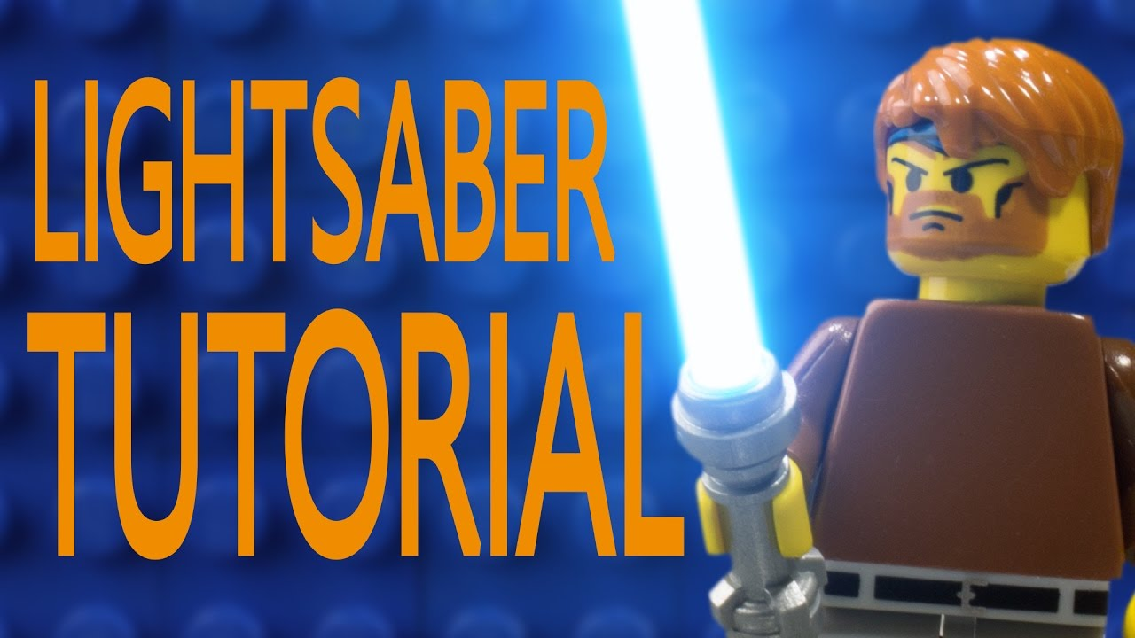 Lightsaber tutorial in after effects brick by brick episode 1 lightsaber tutorial in after effects brick by brick episode 1 with akpstudios youtube baditri Images