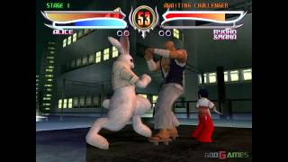 Bloody Roar 4 - Gameplay PS2 HD 720P