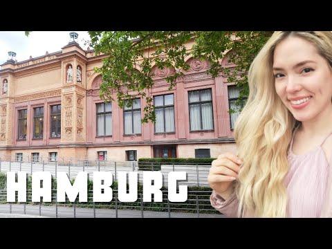 HAMBURG Travel Vlog   Germany   Weekend Getaway