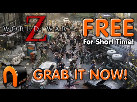 EPIC FREE Zombie Game! ENDS Apr 2nd 2020!