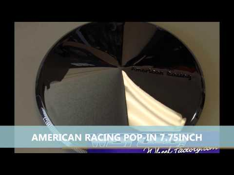 AMERICAN RACING WHEEL CENTER CAPS @ WEST COAST WHEEL FACTORY Best Prices On Replacement Rim Covers