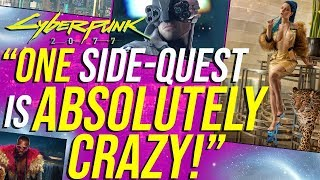 Cyberpunk 2077 News - Lore Based Multiplayer, Crazy Side-Quest, Gender Pronouns & Romancing Keanu!