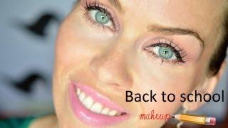 Back to school makeup look 2013 / Líčení do školy nebo práce