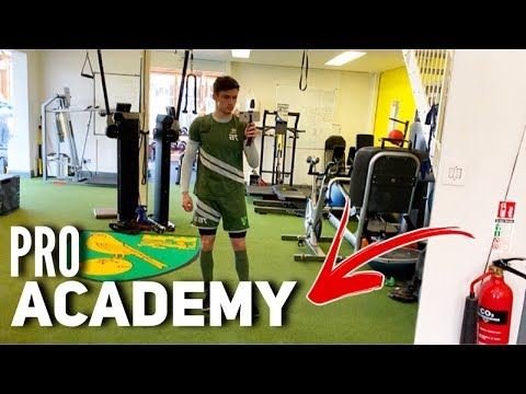 How To Join A Professional Football Academy - (Player Advice)