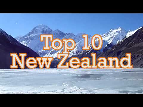 New Zealand TOP 10 things to do