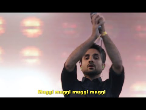 Vir Das' Alien Chutney - The MAGGI MAGGI SONG - Comedy Rock