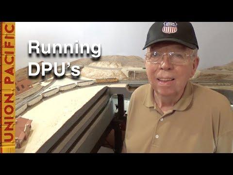 Running DPU's on My N-Scale Layout
