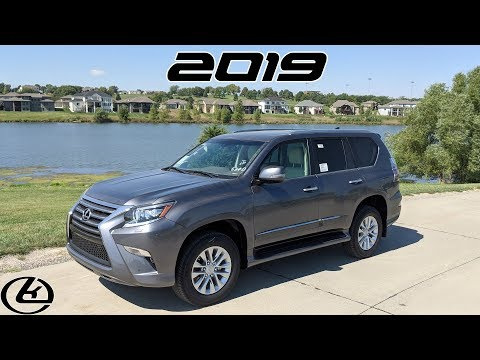 2019 Lexus GX 460 Review | Refined yet Behind