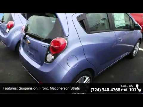 2015 Chevrolet Spark LS   Baierl Chevrolet   Wexford, PA .