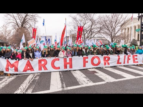 2021 March for Life | #whywemarch