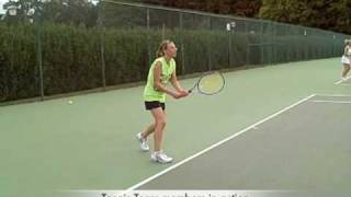 Meet the Smith College Tennis Team-Fall 2008