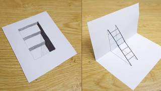 3 Simple Ways to Draw 3D