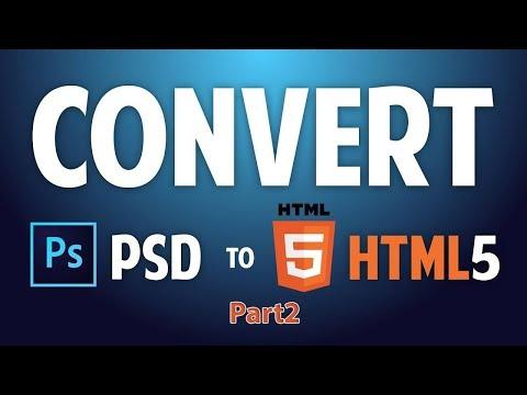 PSD To HTML Bangla Tutorial (Cuda) - Part2 - Devs Foundation