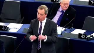 Farage: It's Juncker that's a threat to NATO, not Trump!