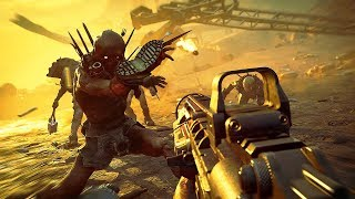 RAGE 2 - Gameplay Reveal Trailer @ 1080p HD ✔