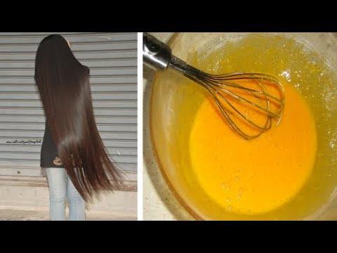 Ces cheveux Sont extremes grace a un aliment que vous avez dans votre cuisine Santé&Divertissement