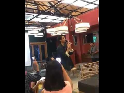 Duet Naura Devano. Menyimpan Rasa  Naura salting pass reff (aku jatuh Cinta)??