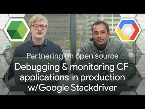 Pivotal Cloud Foundry on Google Cloud Platform: Debugging and Monitoring Applications in Production