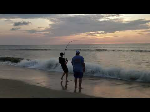Rodanthe Nc, Surf Fishing