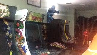 Gametime powered by Alexa Galaga pinball StreetfightersPac-Man