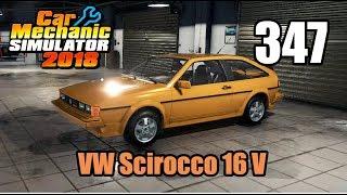 Auto Werkstatt Simulator 2018 ► CAR MECHANIC SIMULATOR Gameplay #347 [Deutsch|German]
