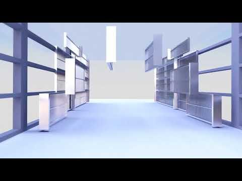 Suzhou Corridor - Nexnovo Transparent LED