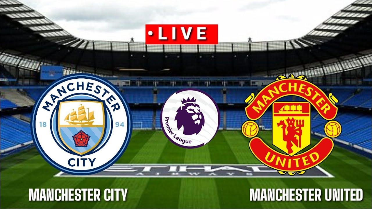 ???? [Trực Tiếp] Manchester City vs Manchester United premier league 2020/2021  Pes17