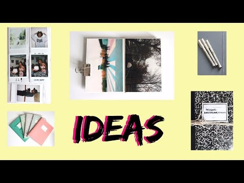 IDEAS: MY NOTEBOOKS, SKETCHBOOKS & JOURNALS (FLIP THROUGH)