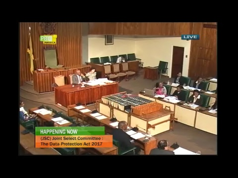 JSC on the Data Protection Act - February 27, 2018