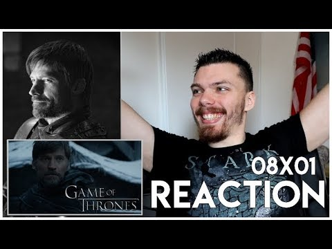 Game Of Thrones : Season 8 Episode 1 REACTION (BACK IN THE GAME) & Review !