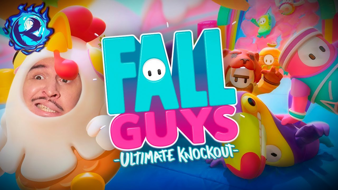 Я обожаю Fall Guys