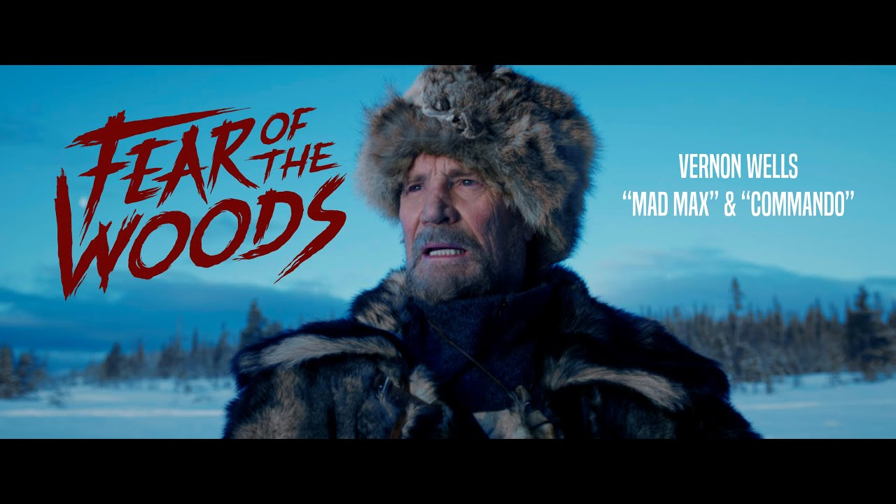 Composing the music for Feature: Fear of the Woods