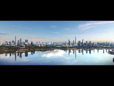 Chengdu Science City Intro Video
