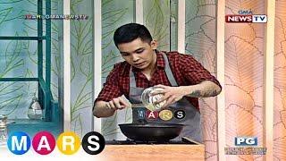 Mars Masarap: Mushroom Soup by Sancho Delas Alas
