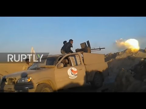 Syria: Govt. forces inflict heavy damages on IS in Deir ez-Zor