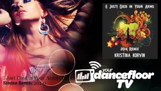 Kristina Korvin - I Just Died in Your Arms - Dance House Remix 2014