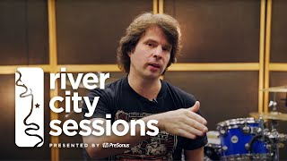 River City Session Tutorial | Recording and Mixing James McCann with Ryan Roullard