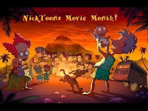 NickToons Movie Month Goes Wild!