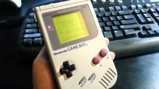 Restored Game Boy DMG-01