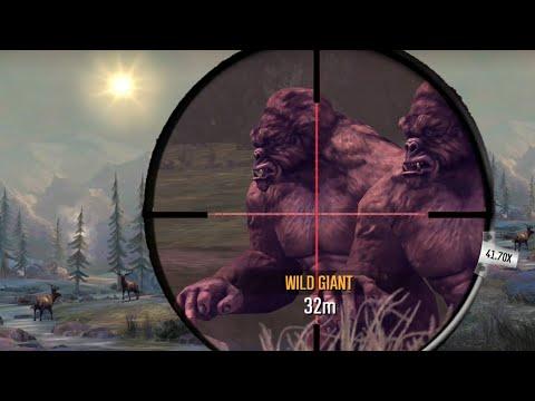 The Legend Of Bigfoot! Deer Hunter 2018 Event!