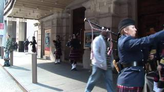 Part 1, U.S. Coast Guard Pipe Band, St. Patrick