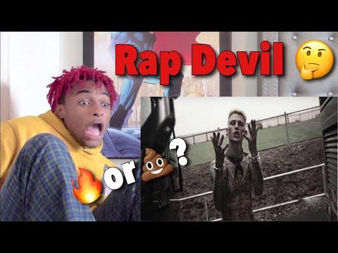 "Machine Gun Kelly - ""Rap Devil"" ???? REACTION! (Eminem Diss)"