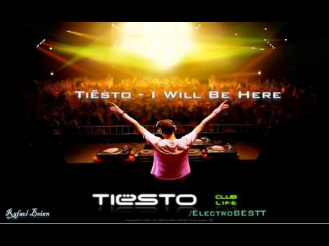 Tiesto & Sneaky Sound System - I Will Be Here (Radio EDIT)